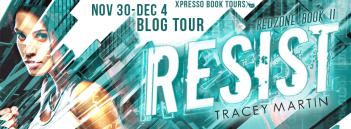 Resist Tour Banner