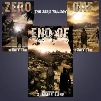 Summer Lane Trilogy