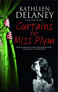 Curtains for Miss Plym