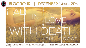 Half in Love with Death Tour Banner
