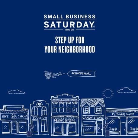 Small Business Saturday Logo 2015