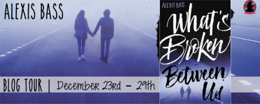 What's Broken Between Us Tour Banner