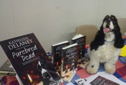 The real-life Millie and her first book