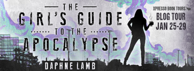 The Girls Guide To The Apocalypse Tour Banner