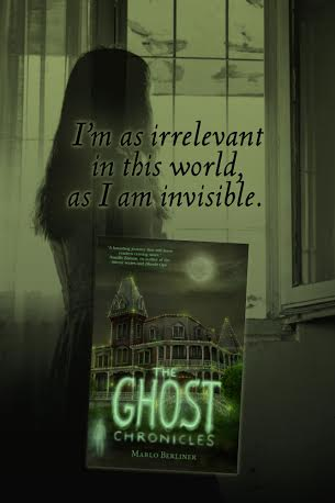 Marlo Berliner The Ghost Chronicles Quote