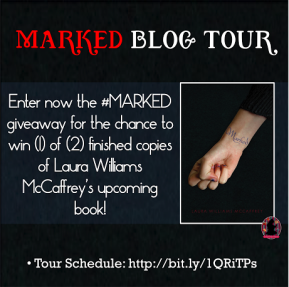 Laura Williams McCaffrey Giveaway Banner
