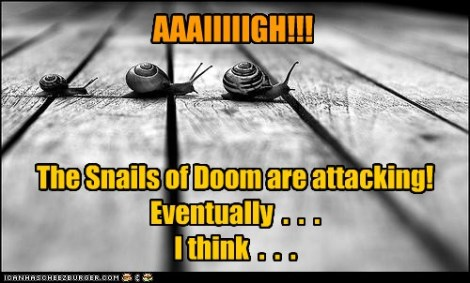 Snails of Doom
