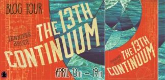 The 13th Continuum Tour Banner
