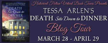 Death Sits Down to Dinner Tour Banner