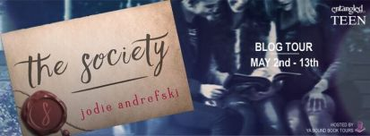 The Society Tour Banner