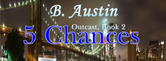 5 Chances Cover Reveal Banner