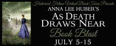 As Death Draws Near Book Blast Banner