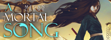 A Mortal Song Reveal Banner